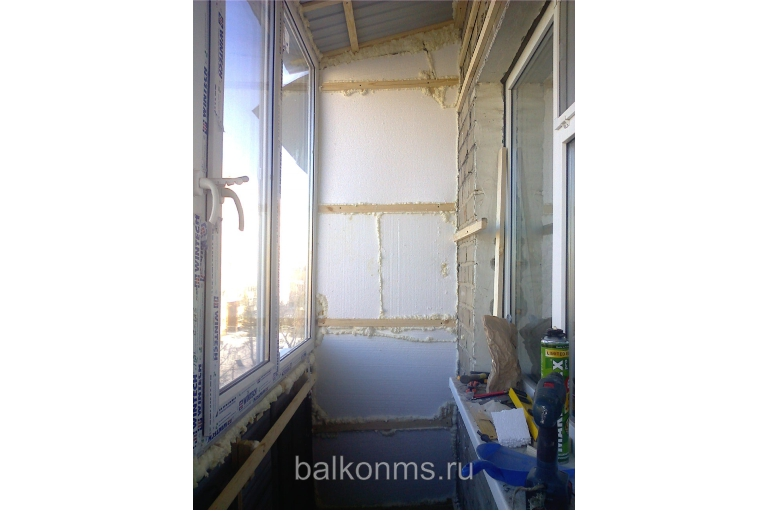 Обшивка лоджии снаружи - обшивка балконов и лоджий снаружи, .