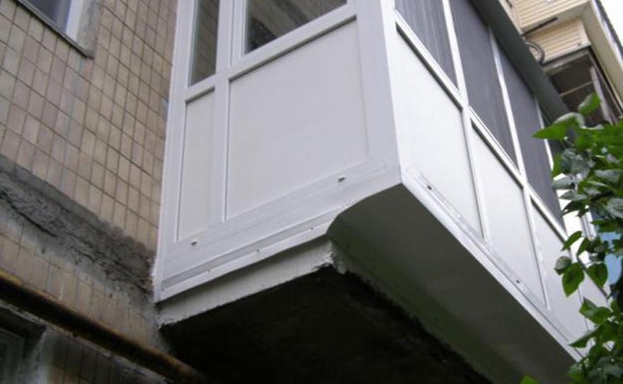 Узаконить расширение балкона