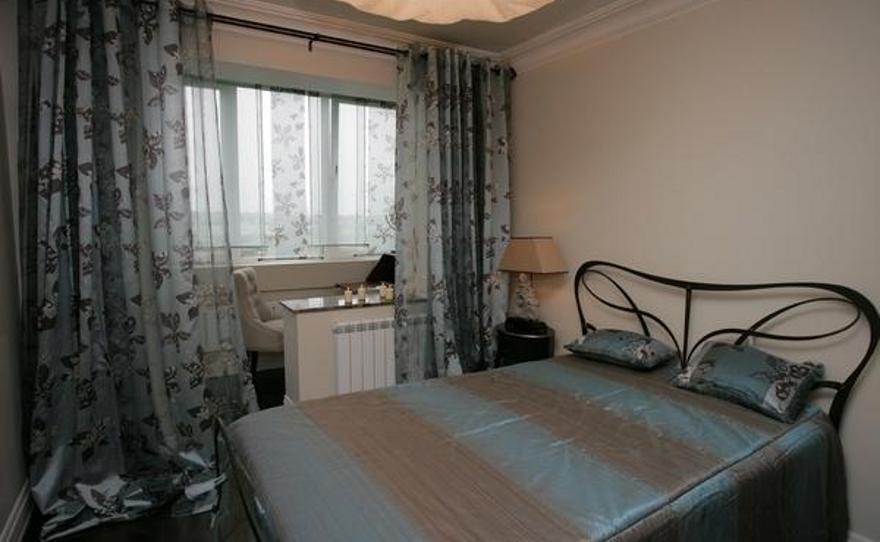 Фото красивых комнат совмещенных с балконом. - ремонт окон д.
